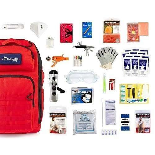 Redfora Complete Earthquake Bag