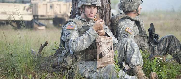 Meals, Ready to Eat (MREs)