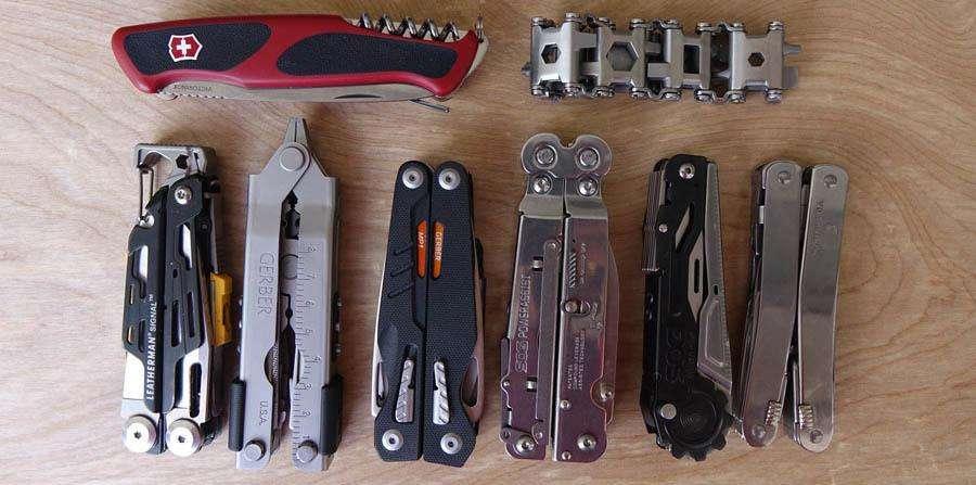 Prepping Multi Tools