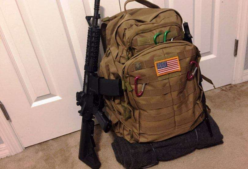 Backpack for preppers