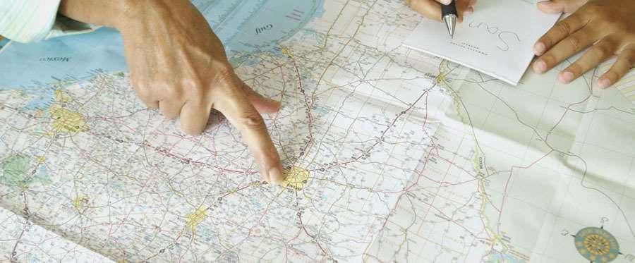 Maps Study